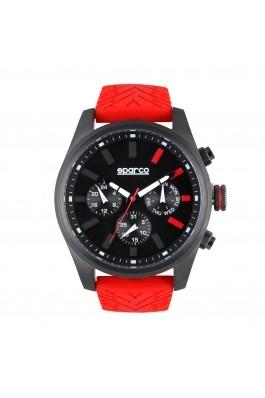 Ceas pentru barbati marca Sparco NIKI RED