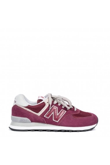 Pantofi sport New Balance ML574EGB Bordo