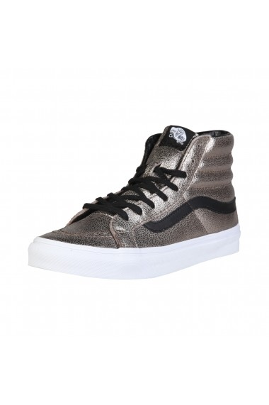 Pantofi sport Vans SK8-HI_VXH7G7C argintiu