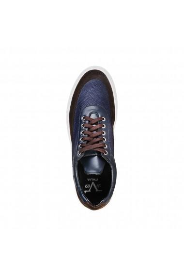 Pantofi sport Versace 1969 LIONEL BLU-TDM