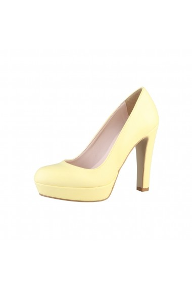 Pantofi Versace 1969 DIANE_GIALLO galben