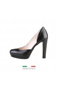 Pantofi Versace 1969 DOMINIQUE_NERO negru