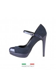 Pantofi cu toc Versace 1969 LAURALIE BLU