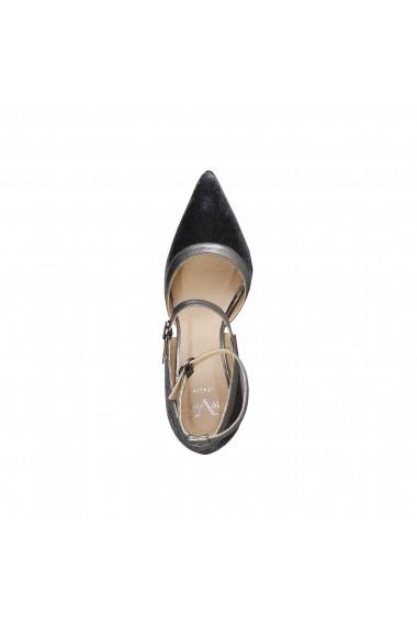 Pantofi cu toc Versace 1969 GENEVIEVE GRIGIO