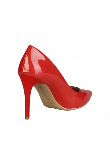 Pantofi cu toc Versace 1969 VIOLAINE CORALLO rosu