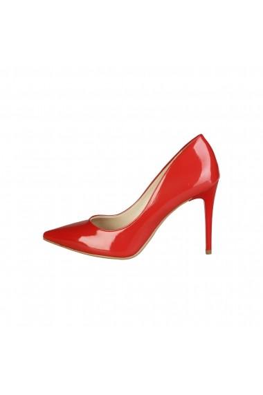 4d01c58ede -77% Pantofi cu toc Versace 1969 VIOLAINE CORALLO rosu