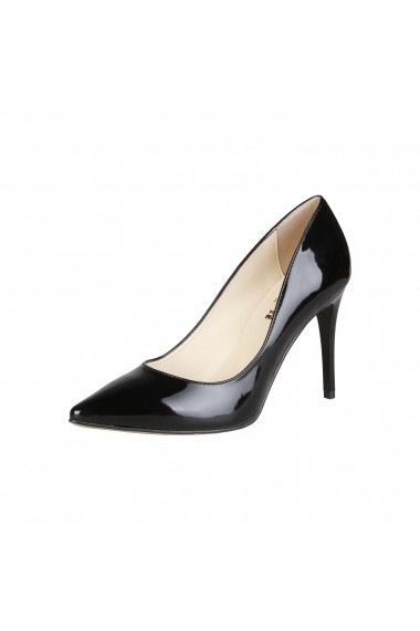 Pantofi cu toc Versace 1969 VIOLAINE NERO negru