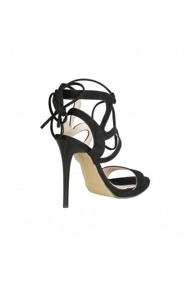 Sandale Versace 1969 ROSALIE NERO negru