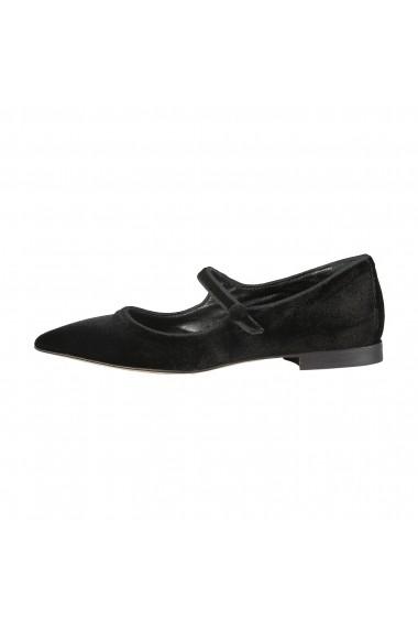 Balerini Versace 1969 BLANCHE NERO negru