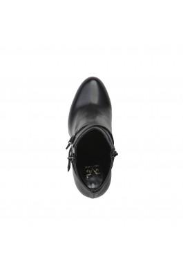 Botine Versace 1969 SOLANGE_NERO negru