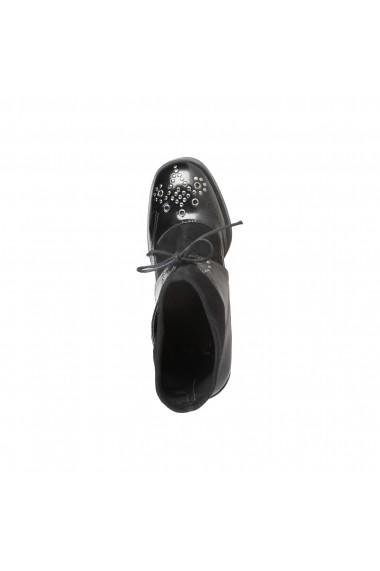 Botine Versace 1969 MINERVE NERO