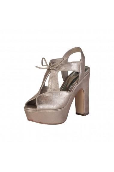 Sandale Versace 1969 IRENEE TAUPE - els