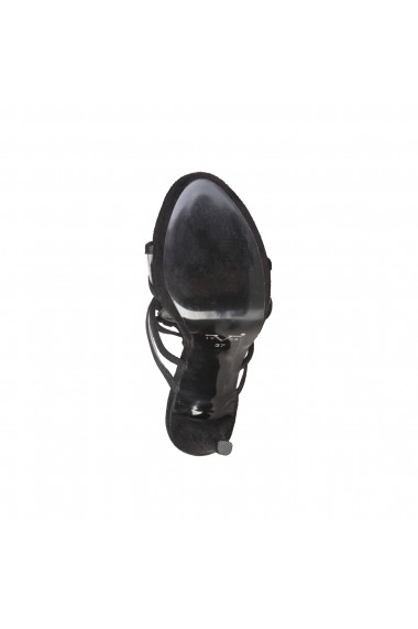 Sandale Versace 1969 RAPHAELLE NERO negru