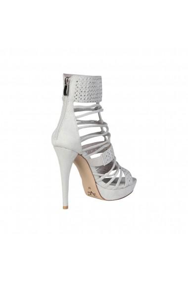 Sandale Versace 1969 PHILOMENE GHIACCIO gri