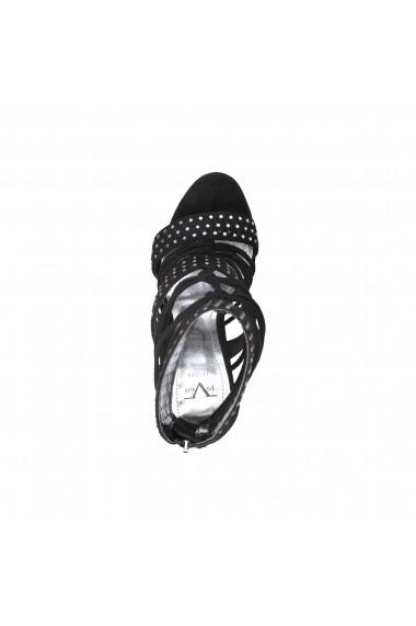 Sandale Versace 1969 PHILOMENE NERO negru