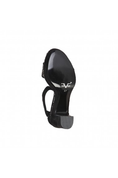 Sandale Versace 1969 CAMELIE NERO negru