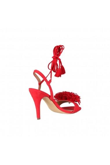 Sandale Versace 1969 REGINE ROSSO rosu