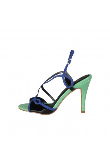 Sandale Versace 1969 JADE VERDE-NERO