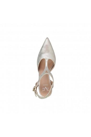 Sandale Versace 1969 APOLLINE SABBIA Argintiu