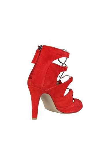 Sandale Versace 1969 ESTELLE ROSSO rosu
