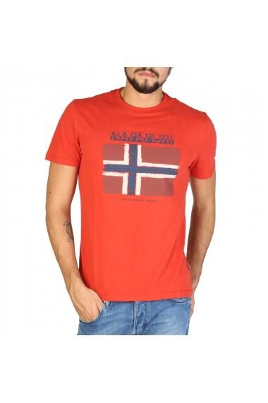 Tricou Napapijri N0YHX5A60 Roz