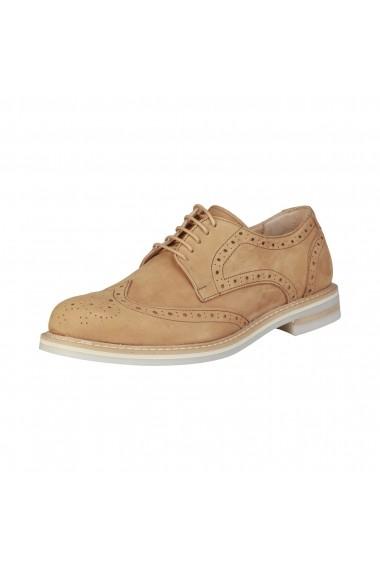 Pantofi Pierre Cardin CM-6001-CAMEL bej - els