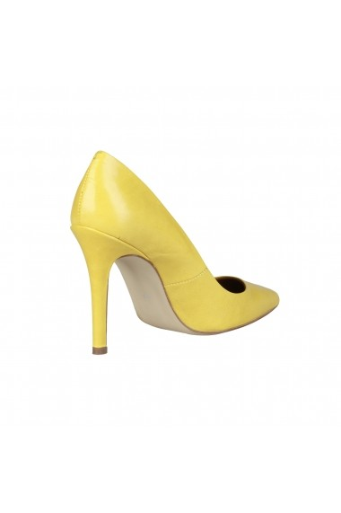 Pantofi cu toc Pierre Cardin MATHILDE GIALLO