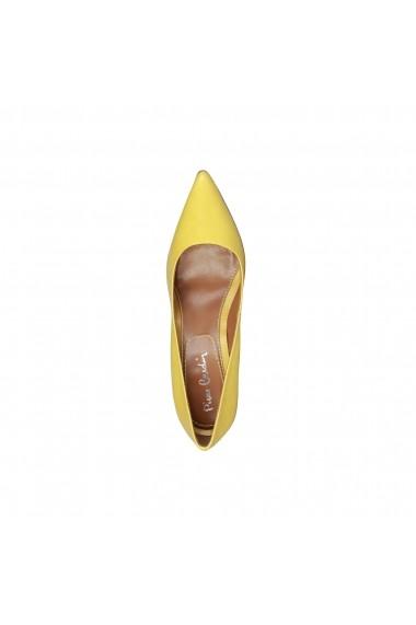 Pantofi cu toc Pierre Cardin MATHILDE GIALLO - els