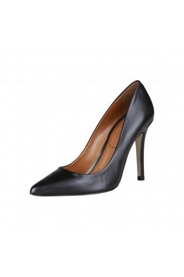 Pantofi cu toc Pierre Cardin MATHILDE NOIR