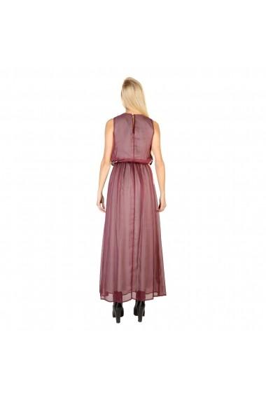 Rochie de zi Silvian Heach FCA16152VE_MELOGRANO-GRIGIO lila