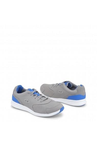 Pantofi sport Lacoste 734SPM0031_LTR_GRY-BLU