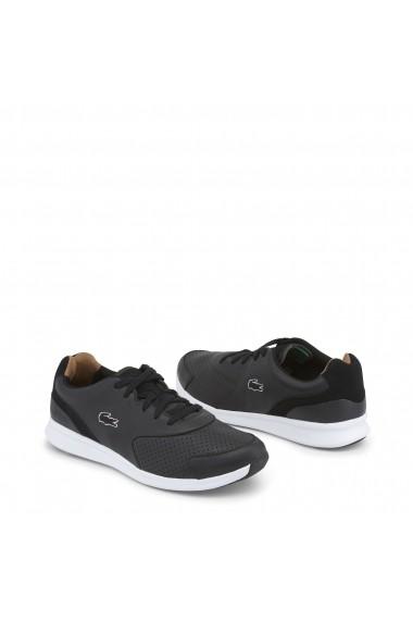 Pantofi sport Lacoste 734SPM0031_LTR_BLACK-WHITE