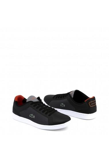 Pantofi sport Lacoste 734SPM0011_ENDLINER_BLACK-RED