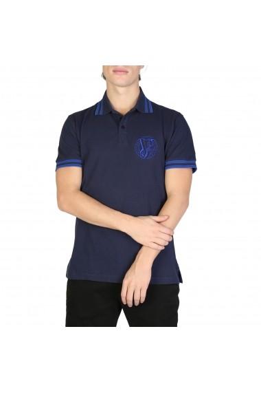 Tricou Polo Versace Jeans B3GSB7P1 36571 238 Bleumarin