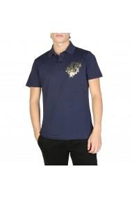 Tricou Versace Jeans B3GSB7P0_36610_238 Bleumarin