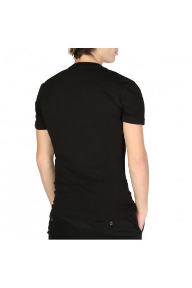 Tricou Versace Jeans B3GSB76I_36620_Y6A Negru