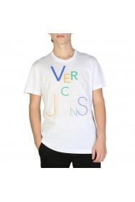 Tricou Versace Jeans B3GSB74A_36590_003 Alb