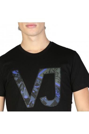 Tricou Versace Jeans B3GSB73D_36598_899 Negru