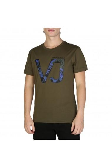Tricou Versace Jeans B3GSB73D_36598_139 Kaki