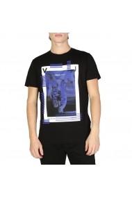 Tricou Versace Jeans B3GSB73A_36598_899 Negru