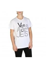 Tricou Versace Jeans B3GSB71G_36609_003 Alb