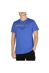Tricou Versace Jeans B3GSB71C_36609_253 Albastru