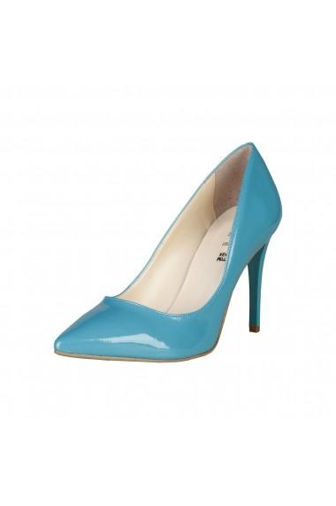 Pantofi cu toc Versace 1969 VIOLAINE VERDEACQUA