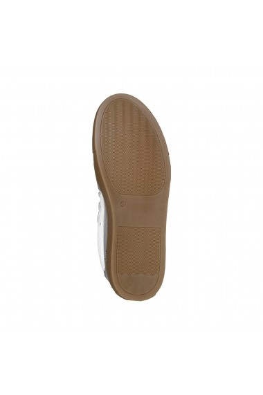 Pantofi sport Versace 1969 CEDRIC GRIGIO BIANCO alb