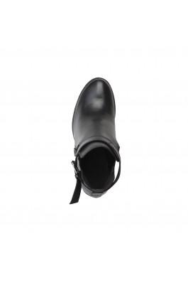 Botine Versace 1969 EMMANUELLE_NERO negru