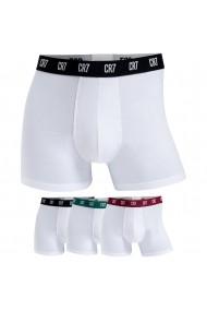 Boxeri CR7 Cristiano Ronaldo 8100-49-2697_TRIPACK_WHITE