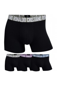 Boxeri CR7 Cristiano Ronaldo 8100-49-648_TRIPACK_BLACK