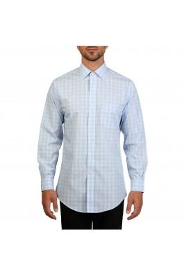 Camasa Brooks Brothers 100040444_AZZURRO albastru