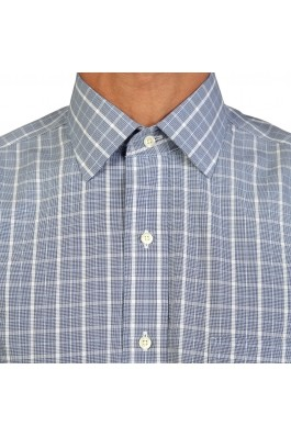 Camasa Brooks Brothers 100040454_BLU albastru