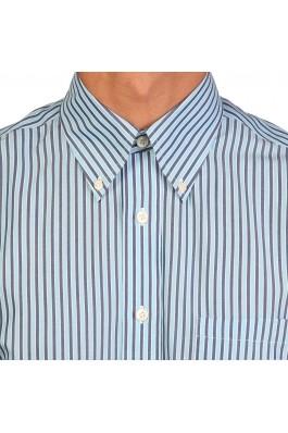 Camasa Brooks Brothers 100047584_AZZURRO albastru